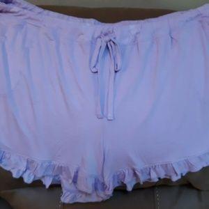 Secret Treasures 3X Pajama Shorts-New